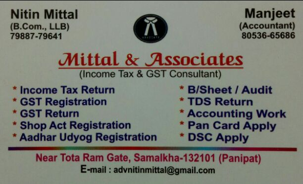 MITTAL AND ASSOCIATES