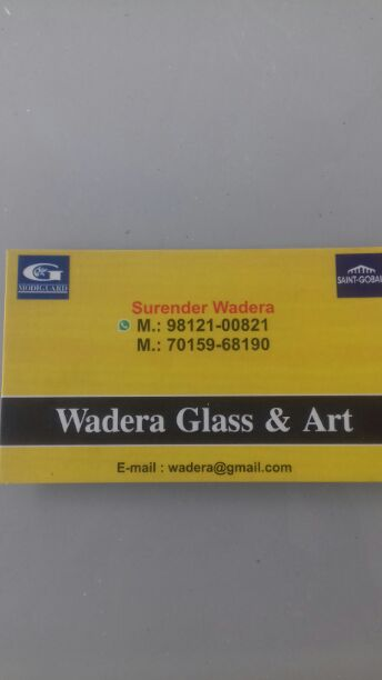 WADERA GLASS AND ART