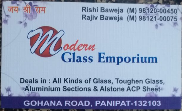 Modern Glass Emporium