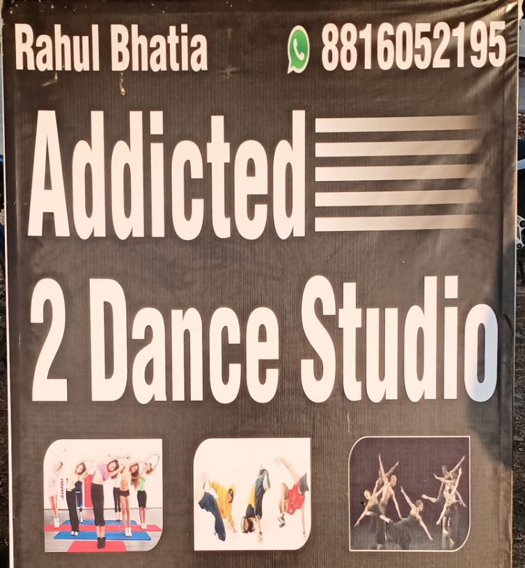 Addicted to dance studio