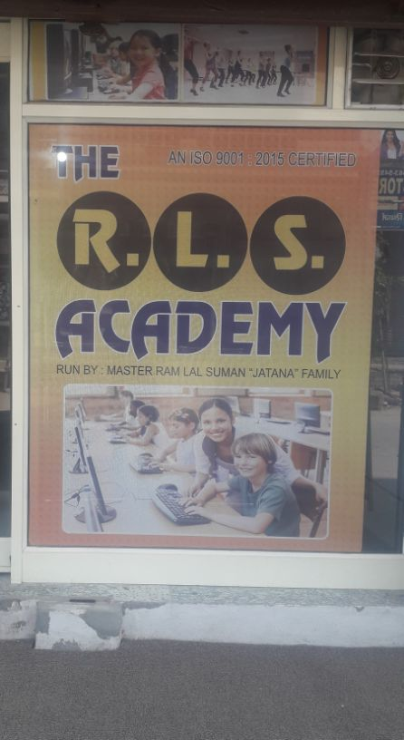 THE R L S ACADEMY