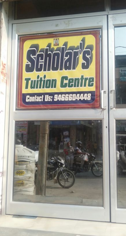 SCHOLAR,S TUITION CENTRE