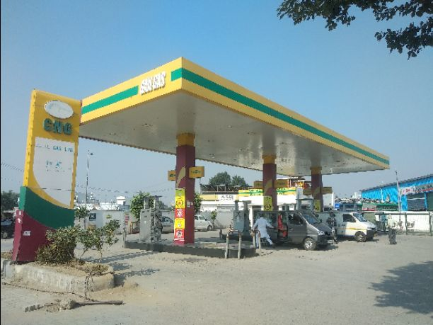 ASR CNG FILLING STATION