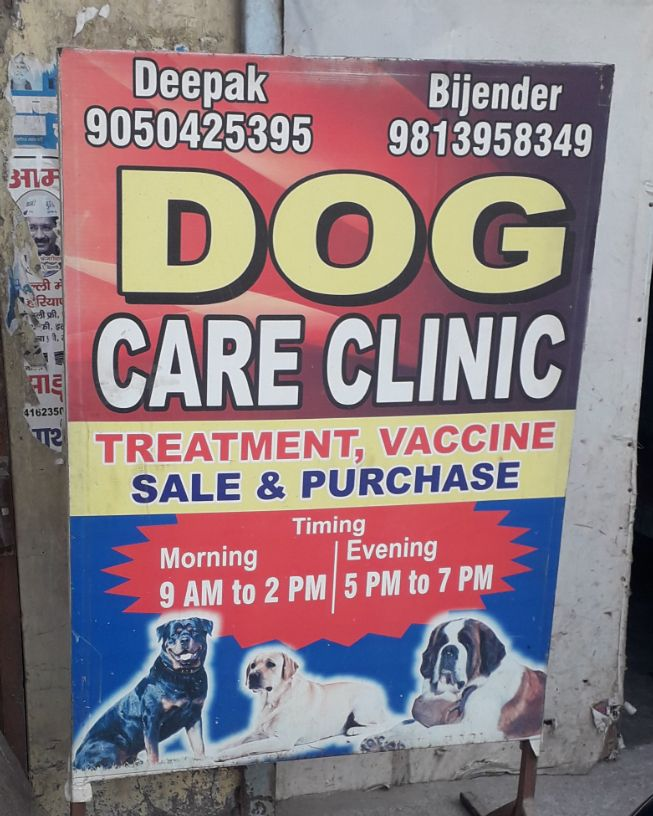 DOG CARE CLINIC