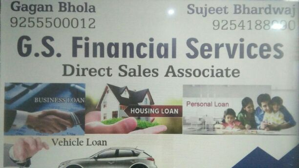 G S FINANCIAL SERVICE