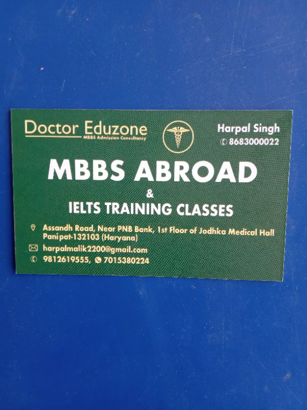MBBS ABROAD AND IELTS TRAINING CLASSES