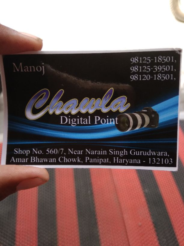 CHAWLA DIGITAL POINT