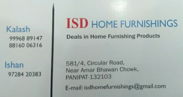 isd home furnishings