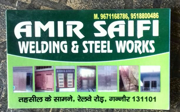 AMIR SAIFI WELDING AND STEEL WORKS