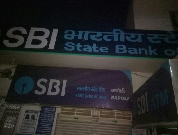 SBI BANK BAPOLI