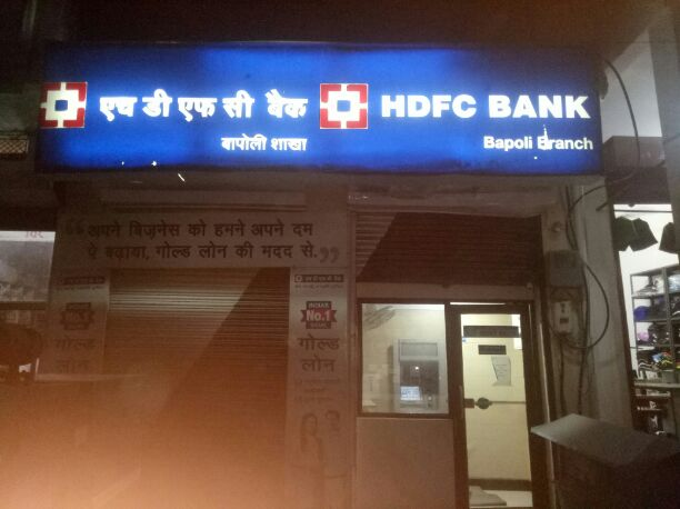 HDFC BANK BAPOLI