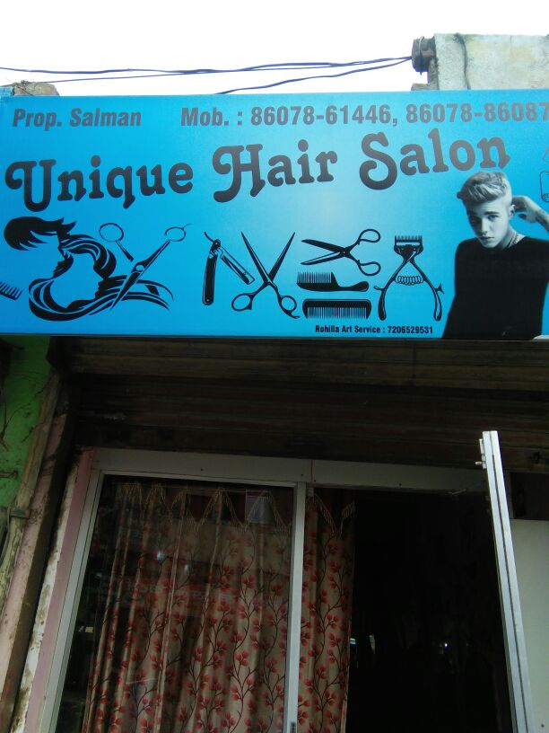 UNIQUE HAIR SALON