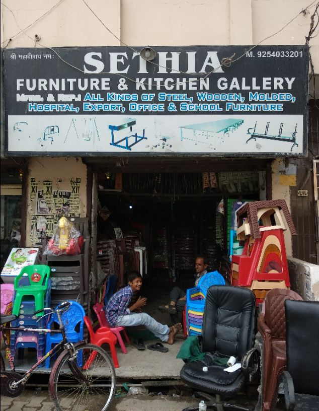 SETHIA FURNITURE AND KITCHEN GALLERY
