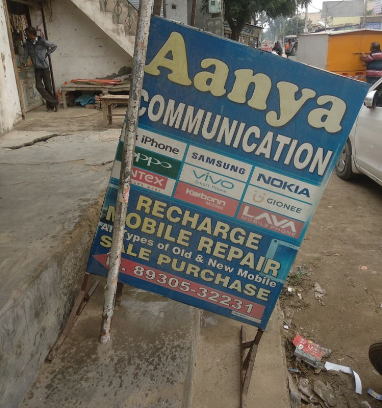 AANYA COMMUNICATION