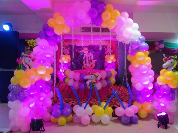 party maker baloon decoration