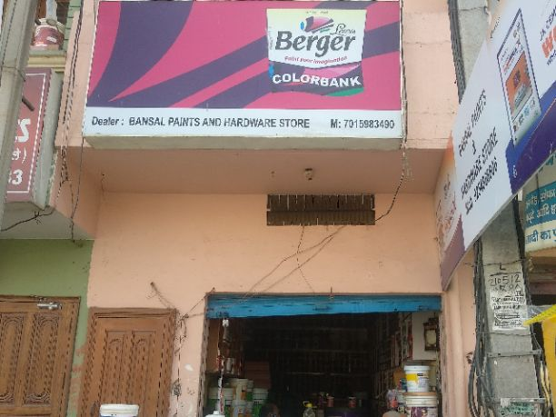 BANSAL PAINTS AND HARDWARE STORE
