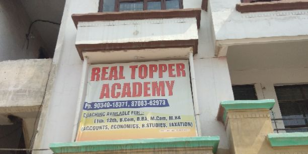 REAL TOPPER ACADEMY