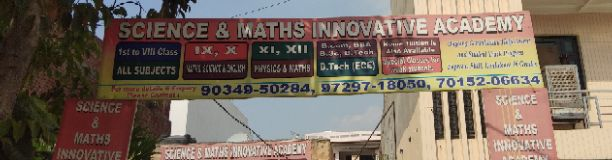 SCIENCE MATHS INNOVATIVE ACADEMY