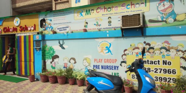 MY CHHOTA SCHOOL
