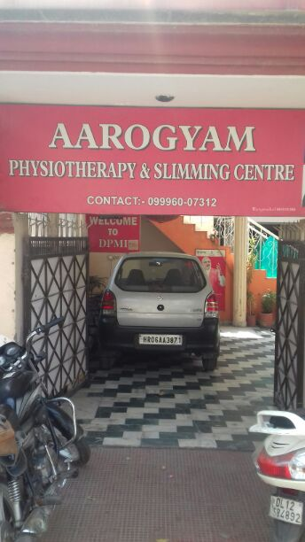 AROGYAM PYHSIOTHERAPY AND SLIMMING  CENTRE