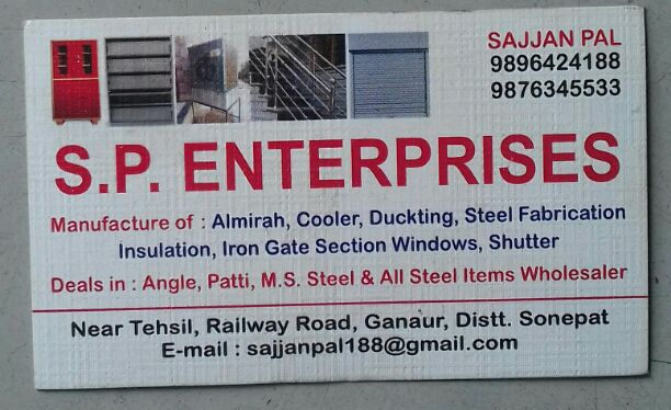 SP ENTERPRISES