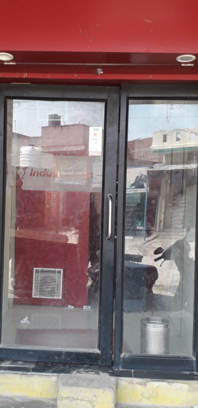INDUSIND BANK ATM