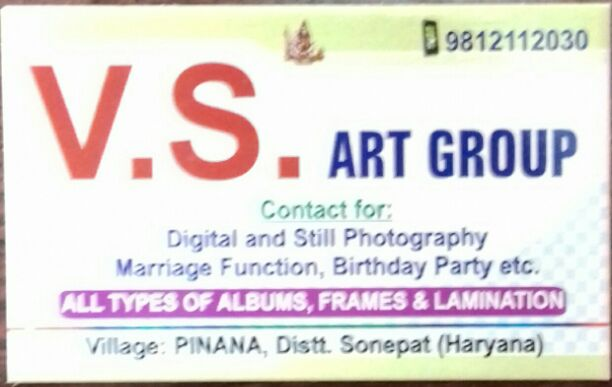 VS ART GROUP