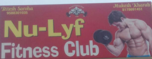 NU-LYF FITNESS CLUB