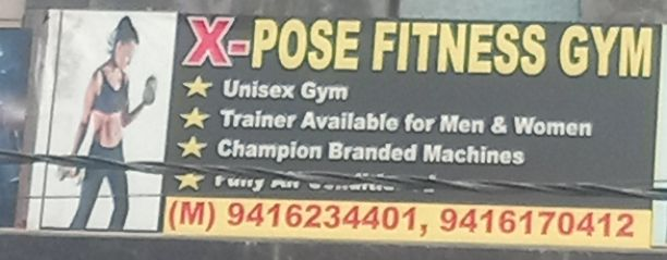 X POSE FITNESS GYM