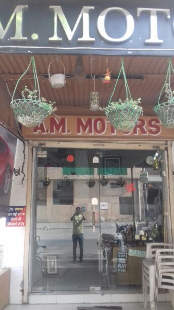 AM MOTORS (Buy And Used Car)