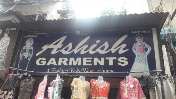 ASHISH GARMENTS