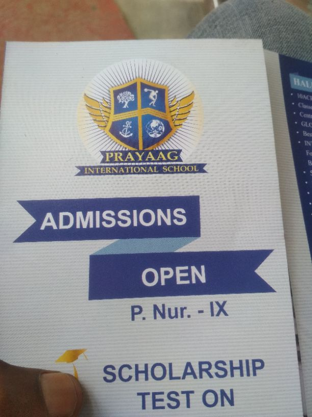 Prayaag international school