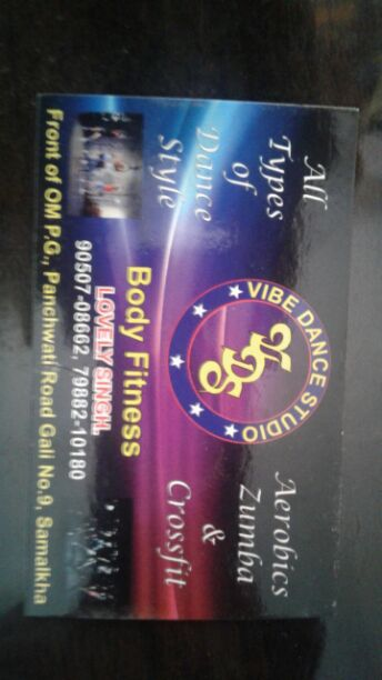 Vibe Dance And Fitness