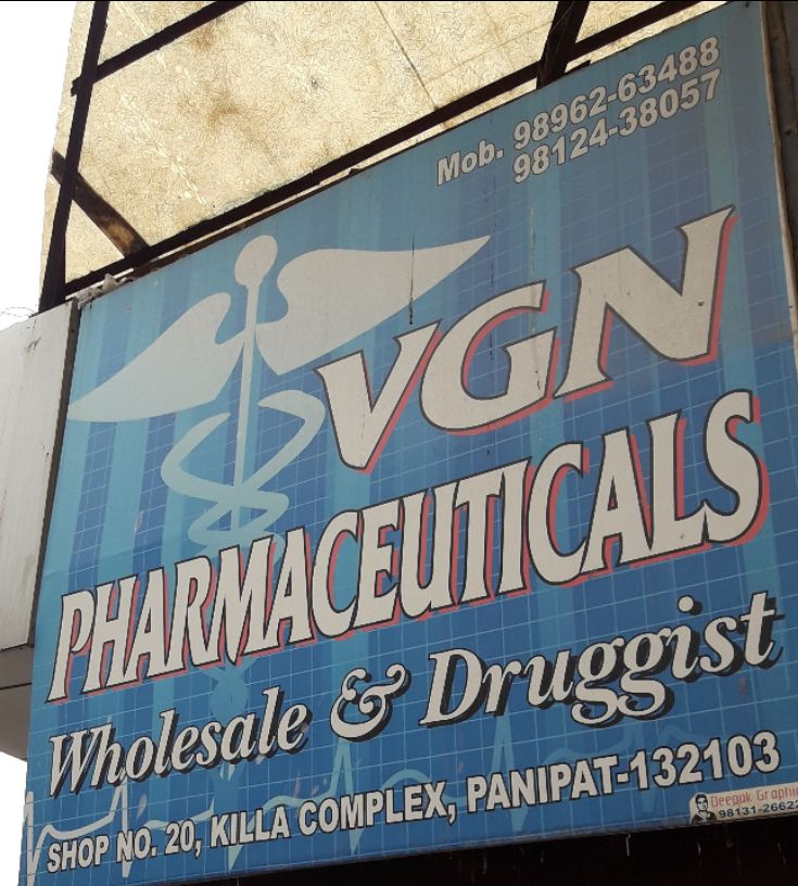 VGN PHARMACEUTICALS