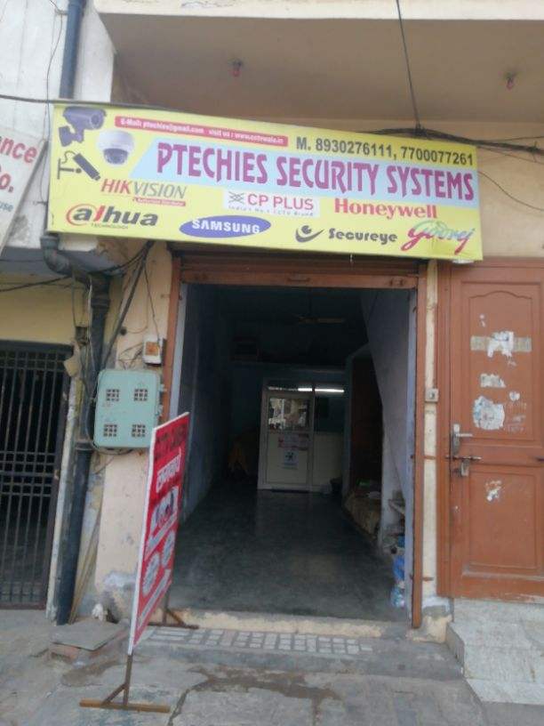 PTECHIES SECURITY SYSTEMS