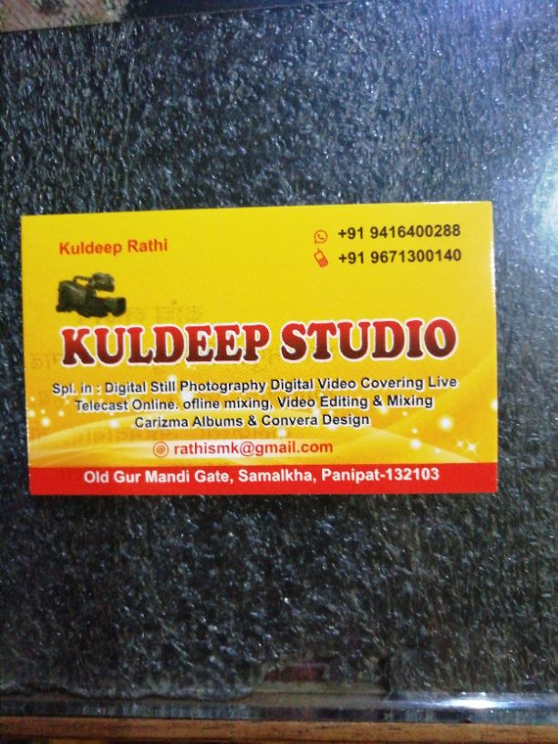 KULDEEP STUDIO
