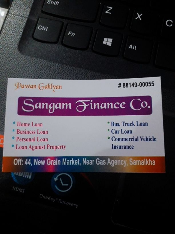 Sangam Finance Co.