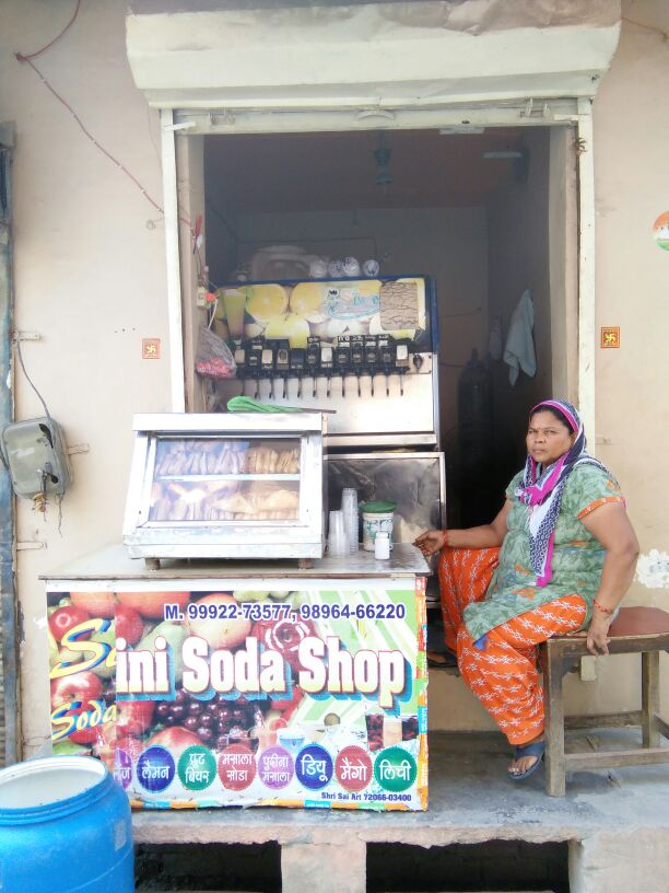 SAINI SODA SHOP