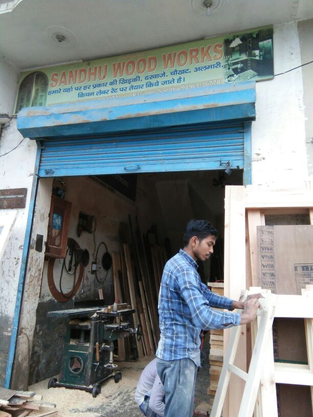 SANDU WOOD WORKS