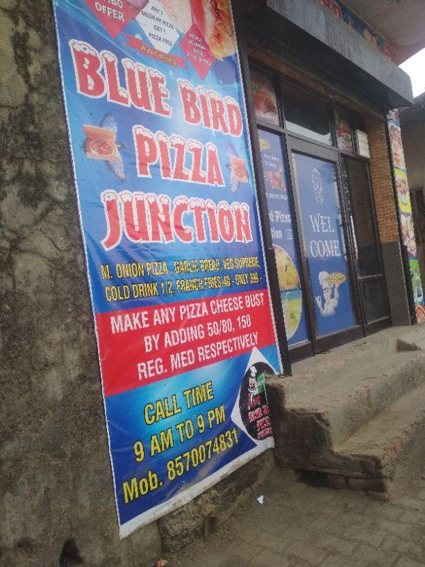BLUE BRID PIZZA JUNCTION