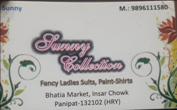 SANNY COLLECTION