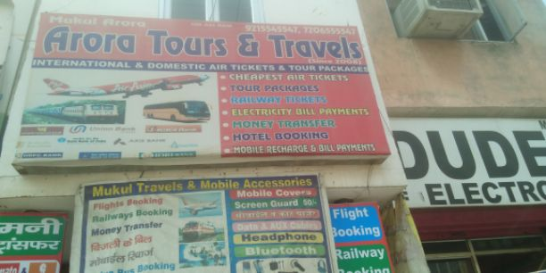 Arora tours and travels