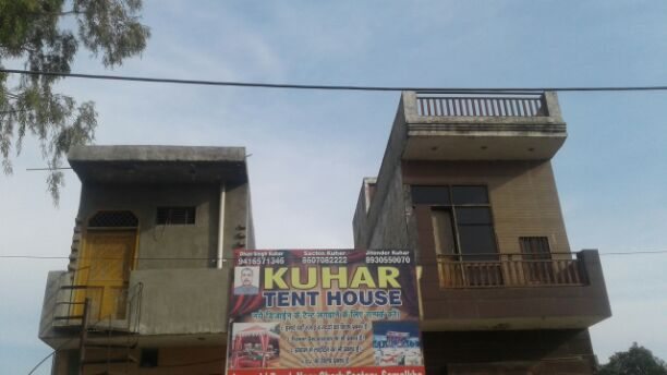 Kuhar Tent House