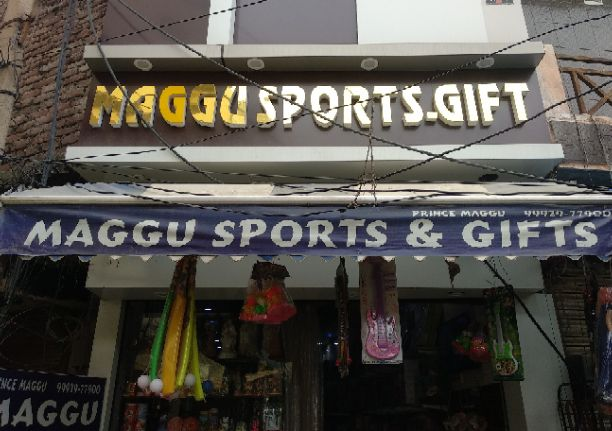 MAGGU SPORTS & GIFTS