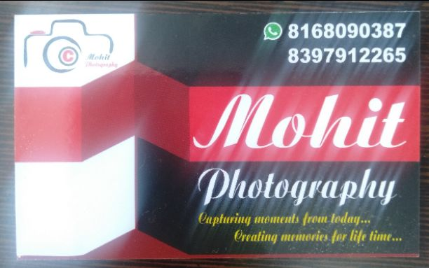 MOHIT PHOTO STUDIO
