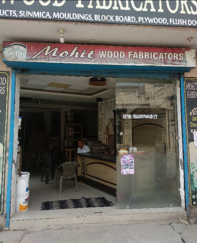 MOHIT WOOD FABRICATORS