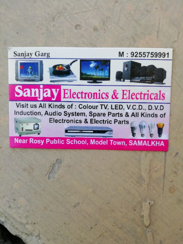 Sanjay Electronics And Electricals