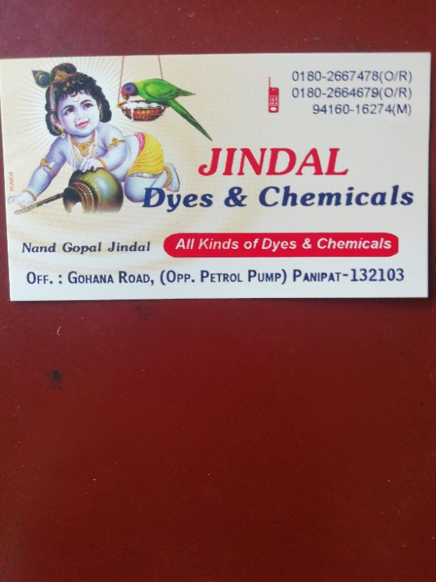 JINDAL DYES AND CHEMICALS