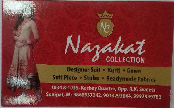 NAJAKAT COLLECTION