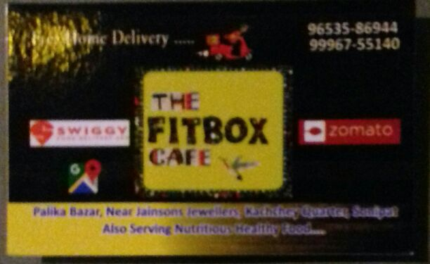 THE FITBOX CAFE